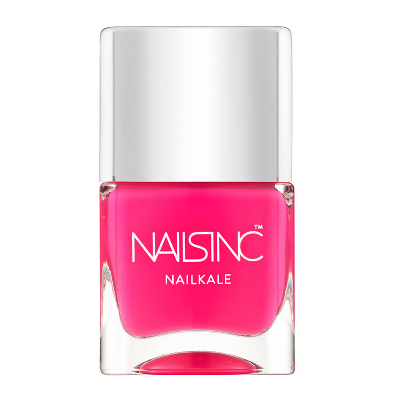 Caffeine Hit Nailpolish Pink Regents Park