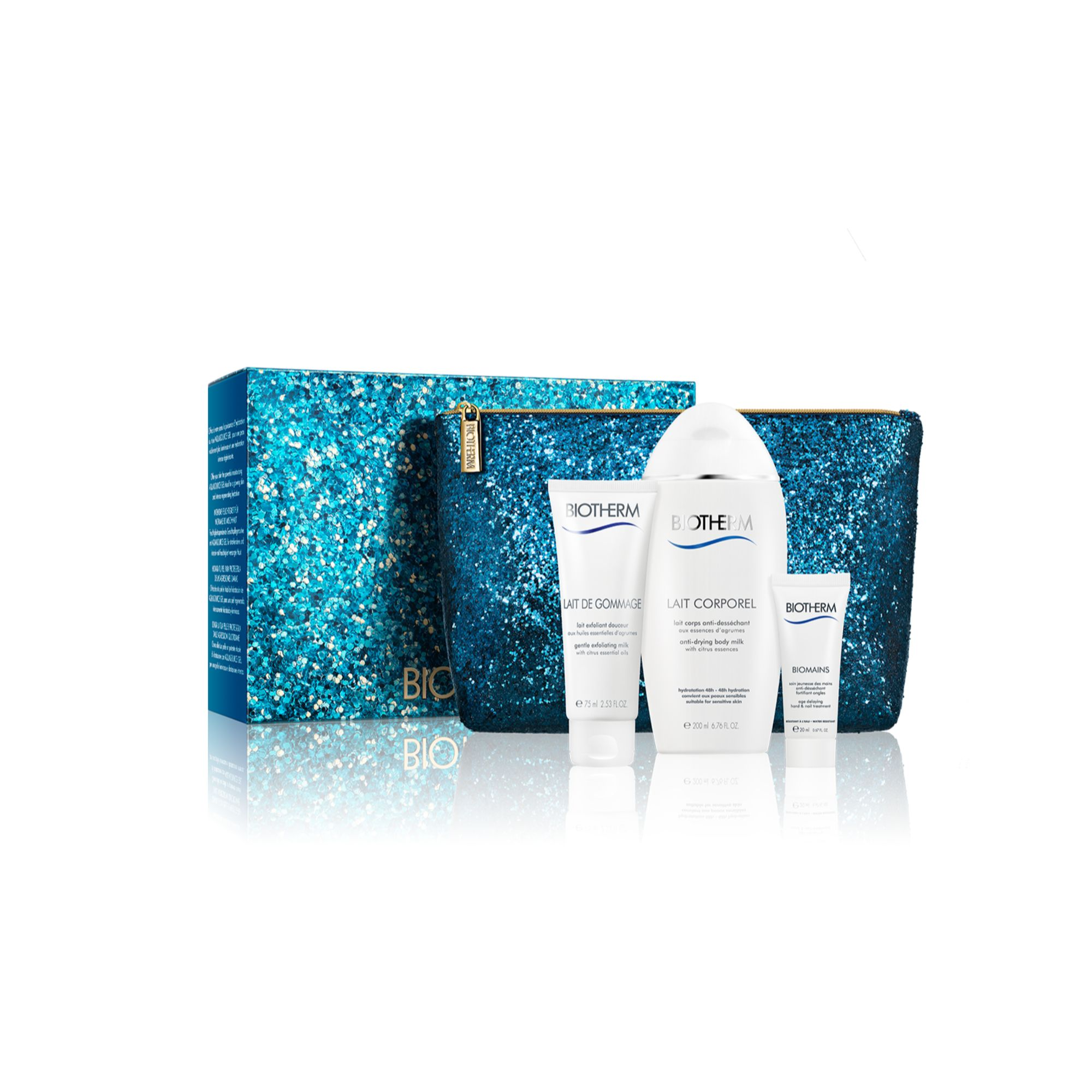 Lait Corporel Recruitment Body Lotion Giftbox