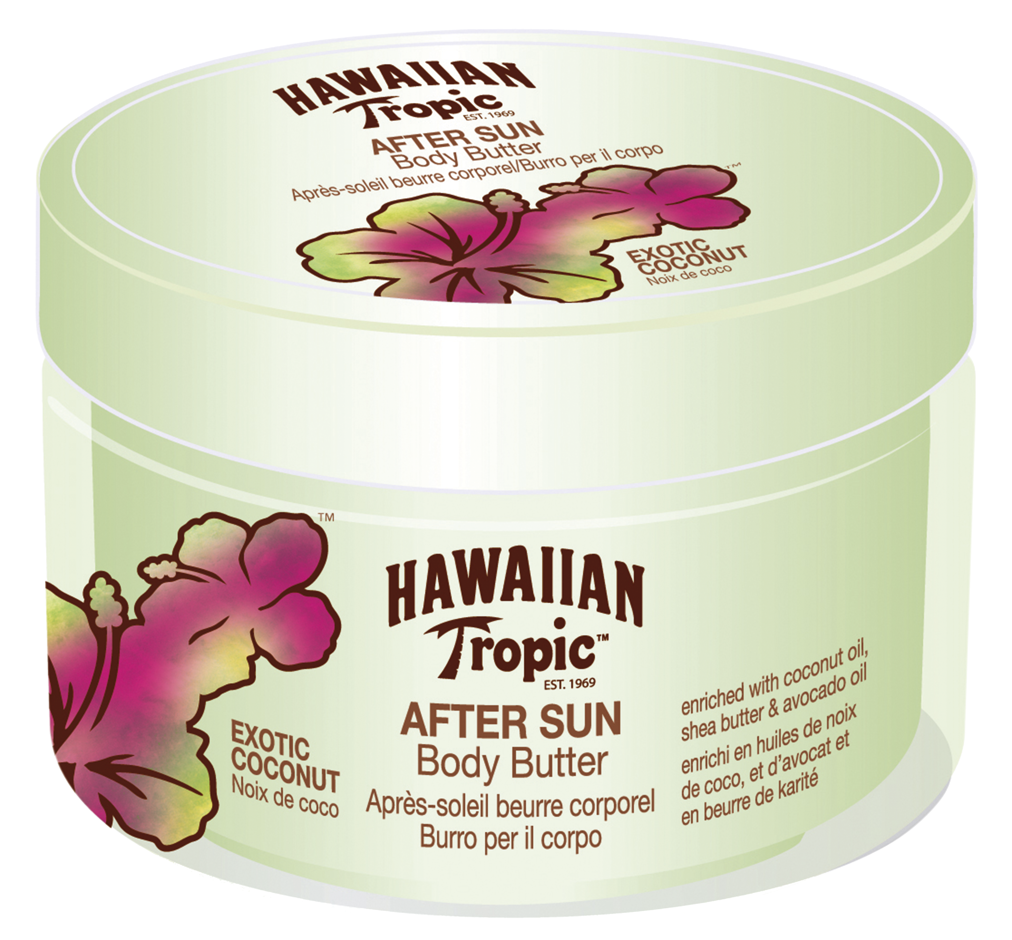 kicks hawaiian tropic