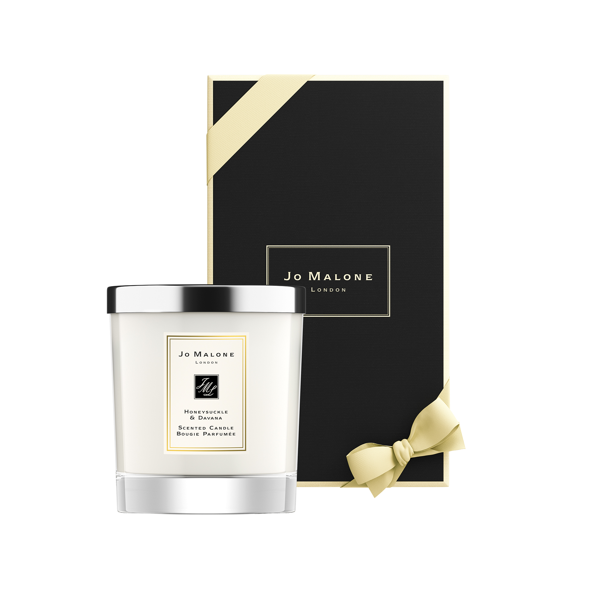 Honeysuckle & Davana Scented Candle 200 g