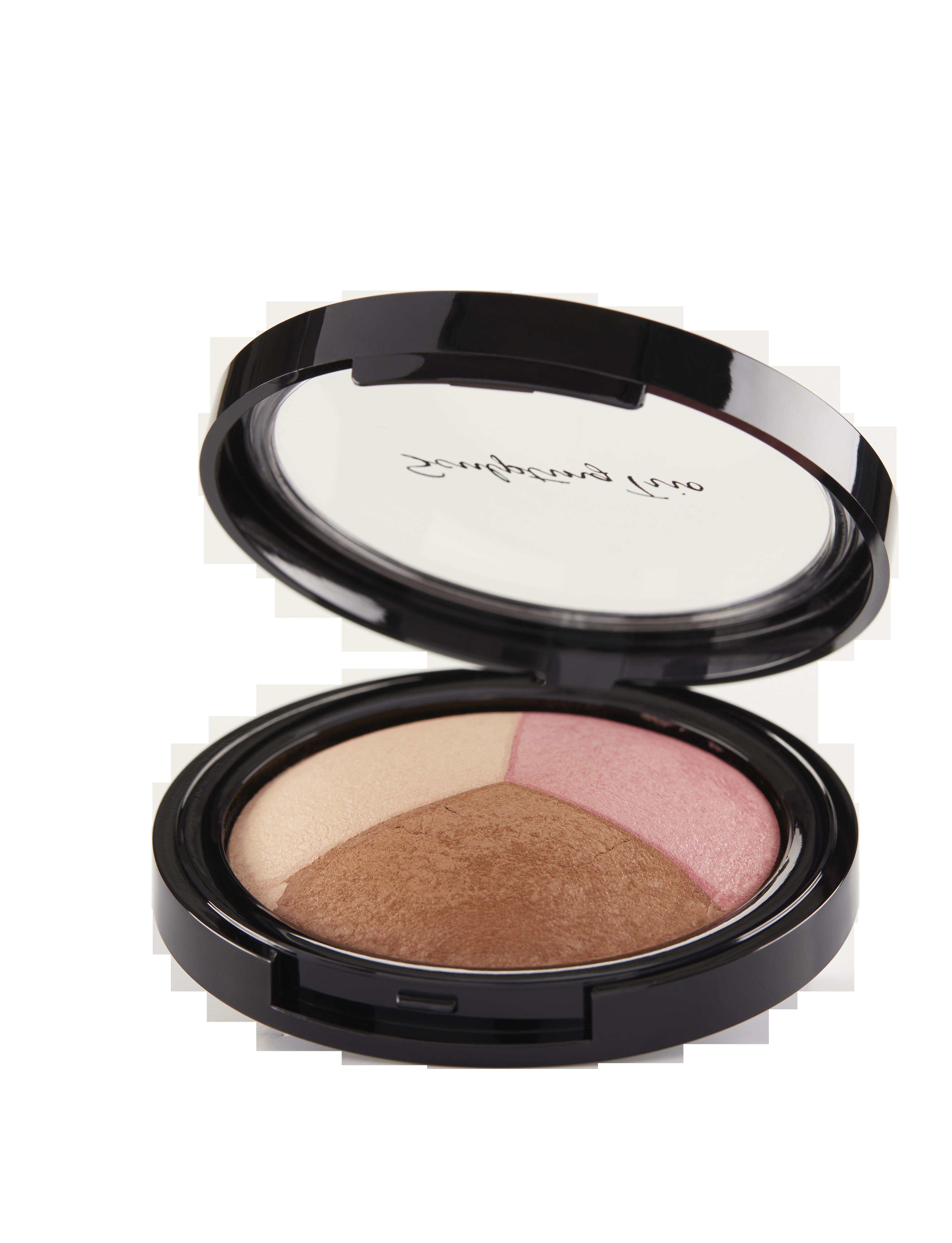 Contouring Meikki Kicks Maybelline Face Studio V Shape Powder 01 Light Med