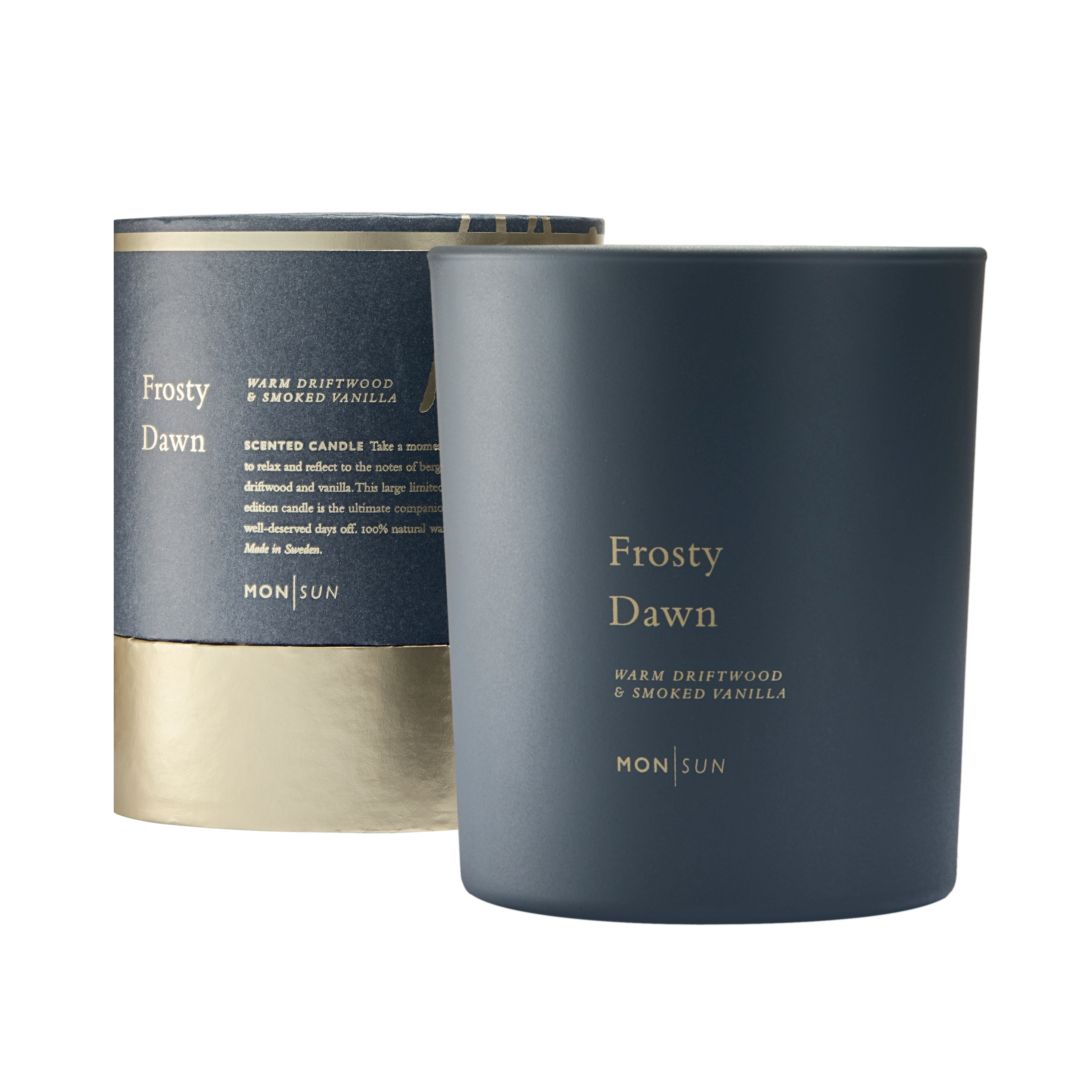 Frosty Dawn Scented Candle Limited Edition