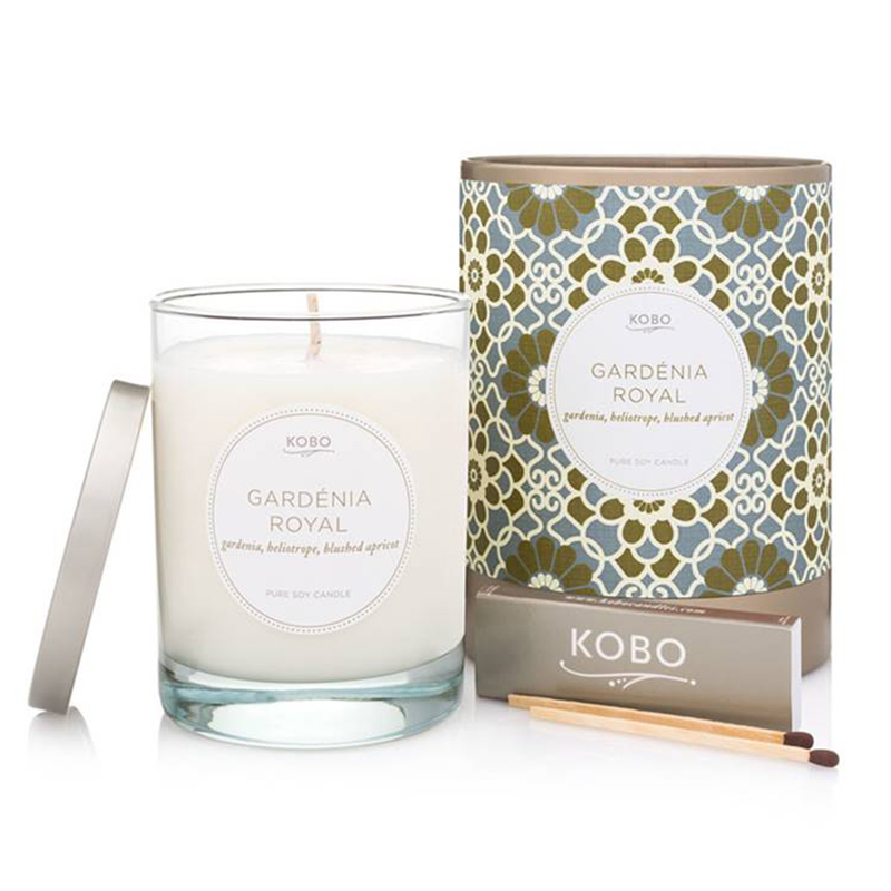 Motif Collection Gardenia Royal Candle