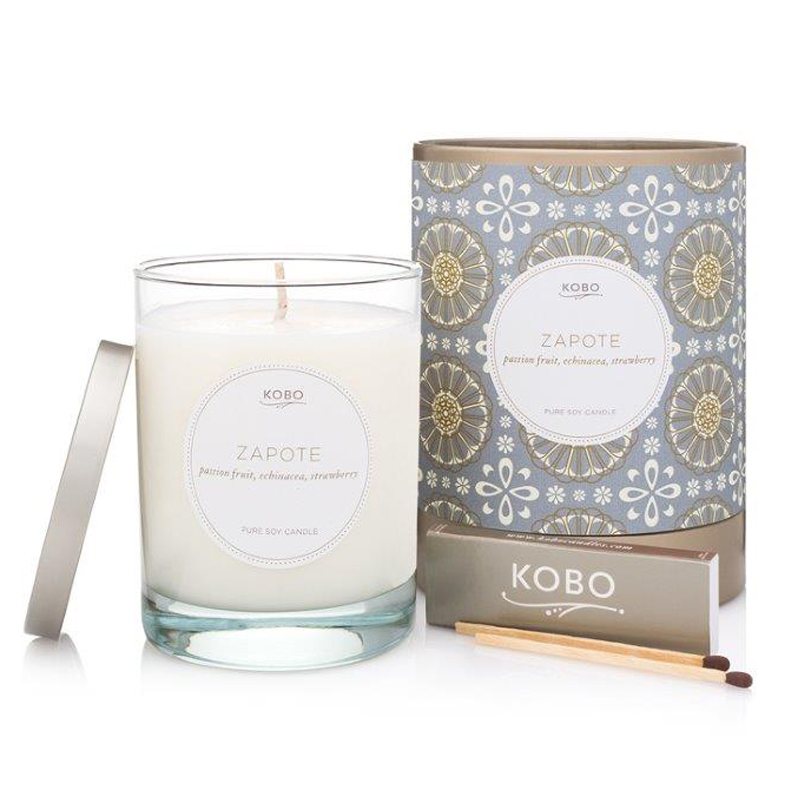 Motif Collection Zapote Candle