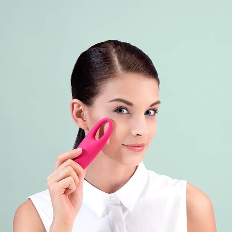 IRIS Eye Massager Petal Pink