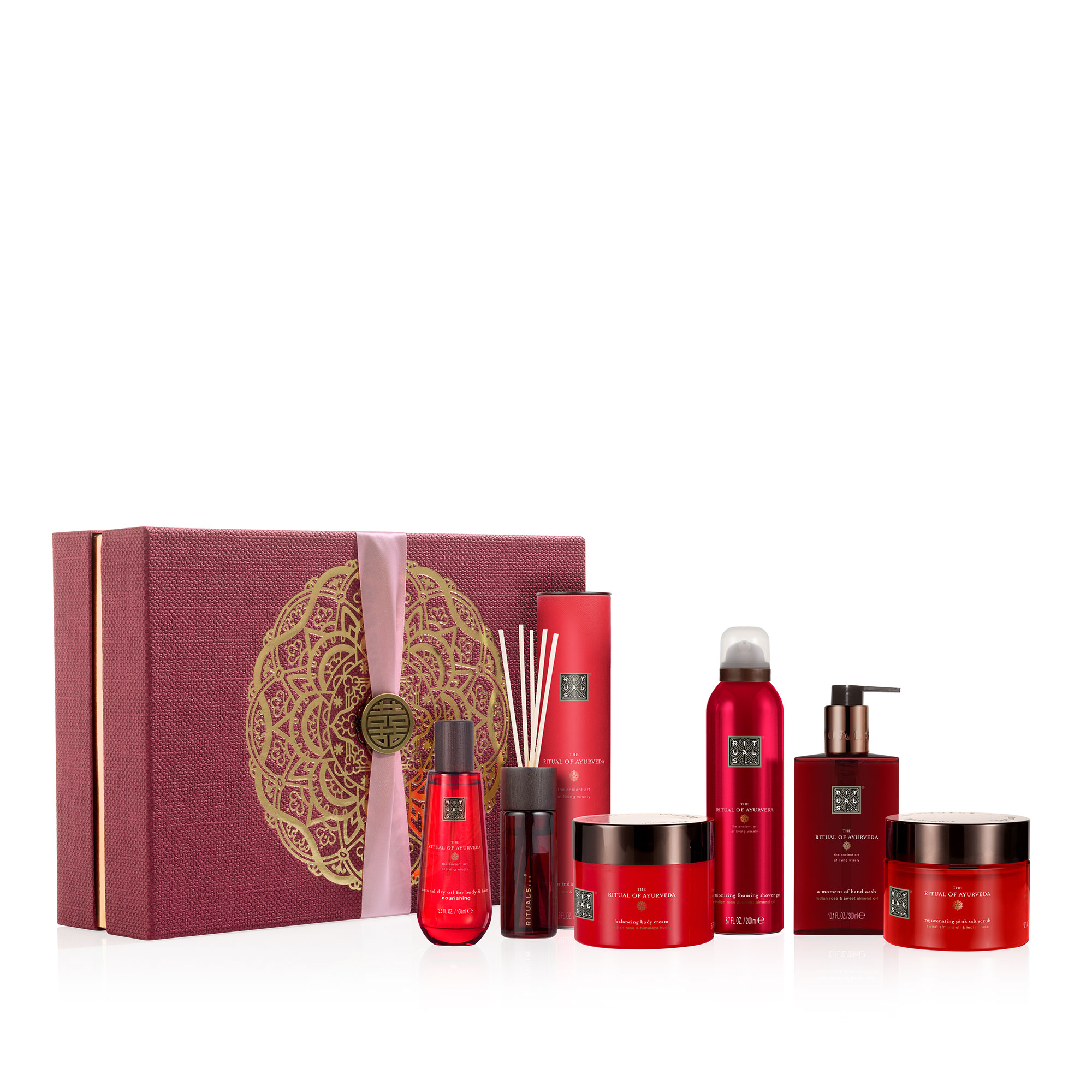 The Ritual Of Ayurveda - Balancing Ceremony Extra Large Giftbox